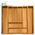Expandable Kitchen drawer cutlery tray Bamboo Drawer Organizer Tray