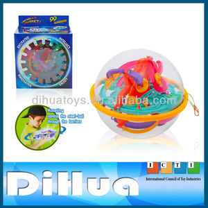 Educational Toy Plastic ball Magical Intellect Ball