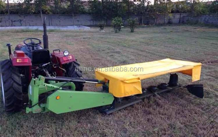 High efficiency hot sale disc type hydraulic mower