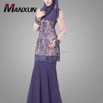 мусульманская платья 6