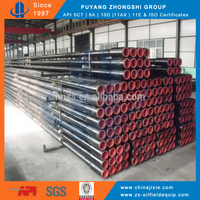 API water well drill pipe,2 7/8