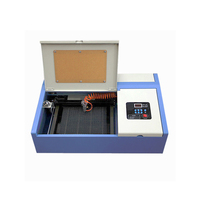 Best Selling CO2 Laser Engraving Machine With USB PORT 3D Laser Cutting Machine from china