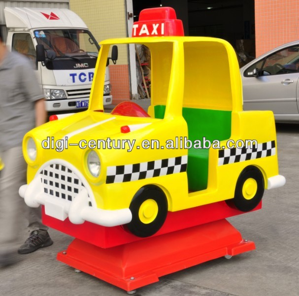 vintage kiddie rides coin operated kiddie rides Taxi for sales