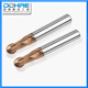 high precision carbid cutting tools spline milling cutter