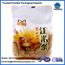Dry Fruits And Nuts Food Packaging Plastic Pouches Bag