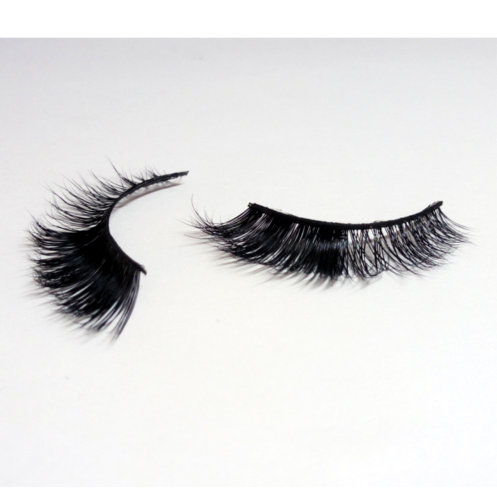 Wholesale 3d Handmade 100% Mink Lashes C Curl