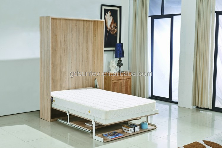 New Vertical Wall Bed Desk Pull Down Wall Bed Murphy Bed