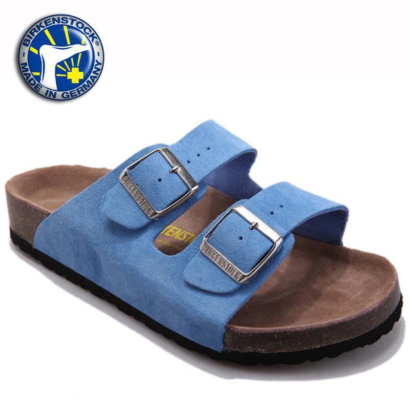 d3385c65c743 Get Quotations · Free Shipping 2015 New Birkenstock sandals Birkenstock  Arizona sandals Casual women s sandals