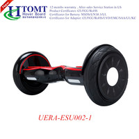2017 cheap two wheel 10 inch self balancing hoverboard new scooter with LED
