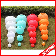 various sizes popular paper lanterns bulk