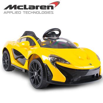 Top Sale Mclaren Genuine License Children Toy Car Electric Ride On