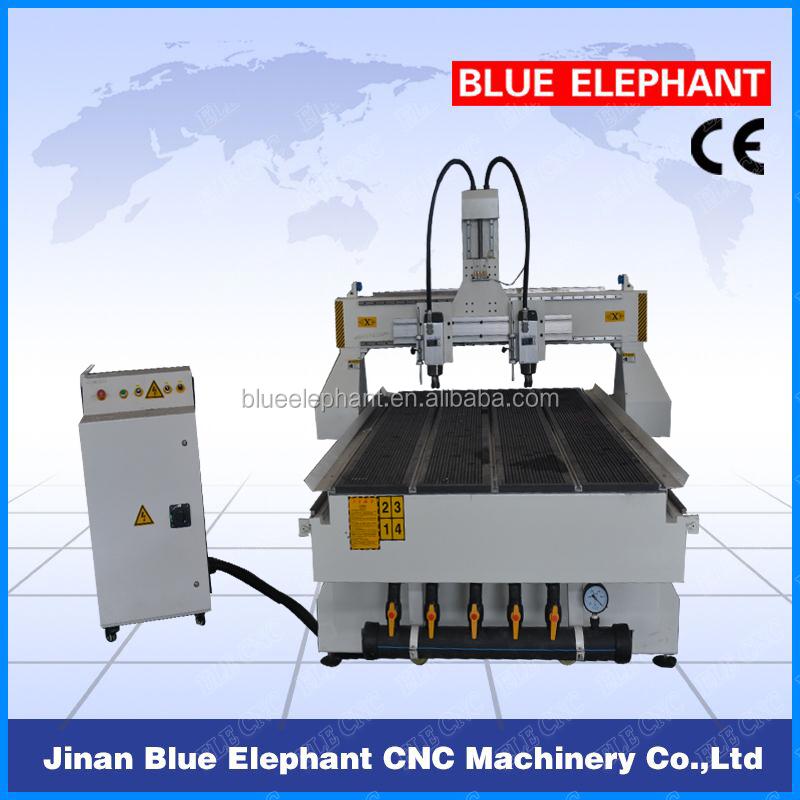 Artcam With Post Processor Machine Cnc Router 1325,Jinan Blue ...
