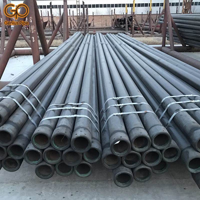 Best price astm a252 a 53 grade 2 gr b900mm seamless carbon steel pipe