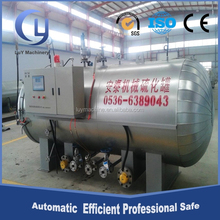 Automatic energy saving rubber vulcanizing oven