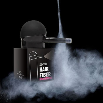 Create Your Own Brand Hair Building Fibres Spray Pump