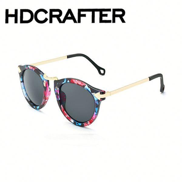 53ffbb6ec9815 إمرأة نظارات شمس ماركة مصمم خمر السيدات مرآة طلاء-نظارات شمسية -معرف ...