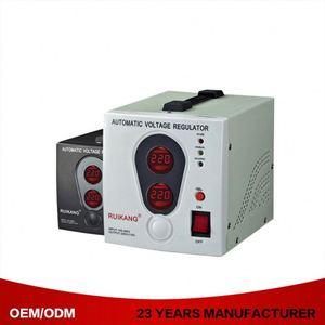 Socket Surge Protection Time Delay Power Copper Wire Voltage Stabilizer