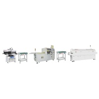 High Speed LED Machine Automatic Full SMT Line with Competitive Price