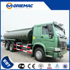 HOWO 6x4 small fuel tanks trucks