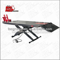 Torin BigRed air pneumatic motorcycle lift table