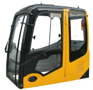 Supply contemporary 100%new Alloy Steel Heavy Duty excavator cab cabin for EX,PC,R,SH,DH,SK,EC,E,. equipment