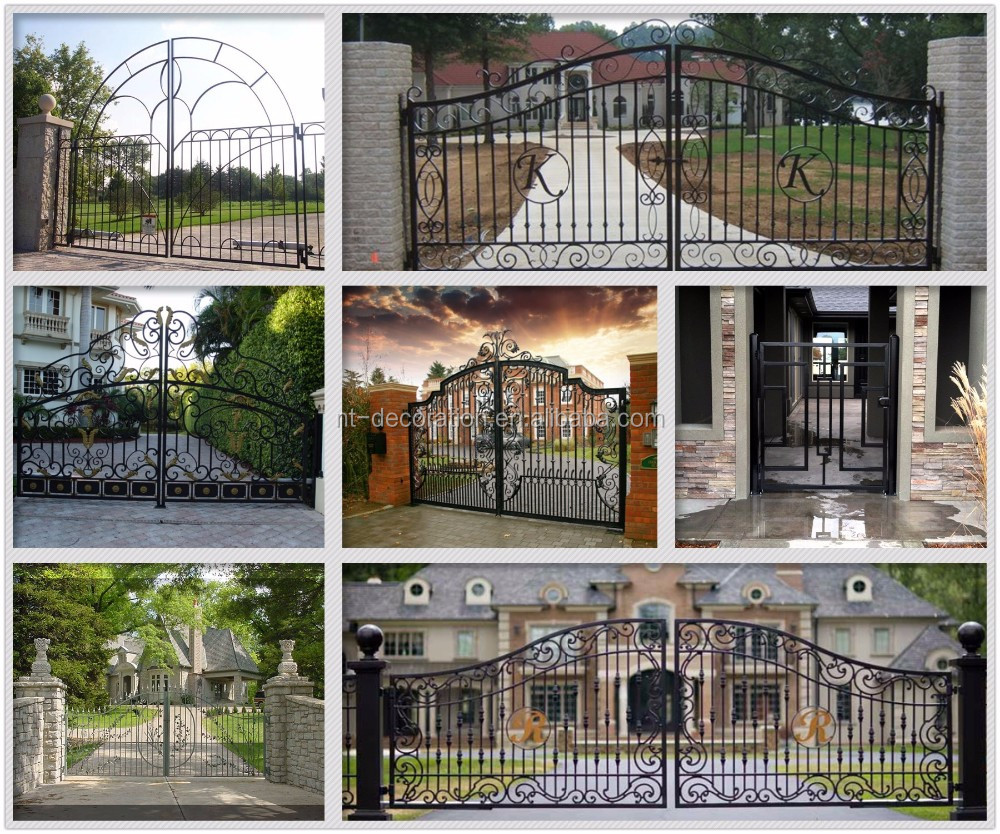 design of main gate of home made of iron for garden security NTIRG 380X. Design Of Main Gate Of Home Made Of Iron For Garden Security Ntirg