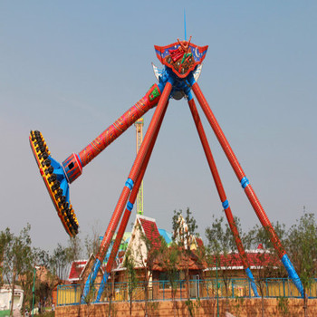 New Design Factory Directly Sale Park Thrilling Amusement Rides Big Pendulum For