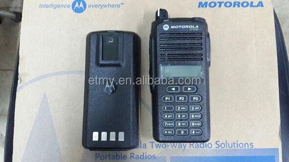 Motorola Ham Cp1600 Uhf Vhf 99ch Two-way-radio