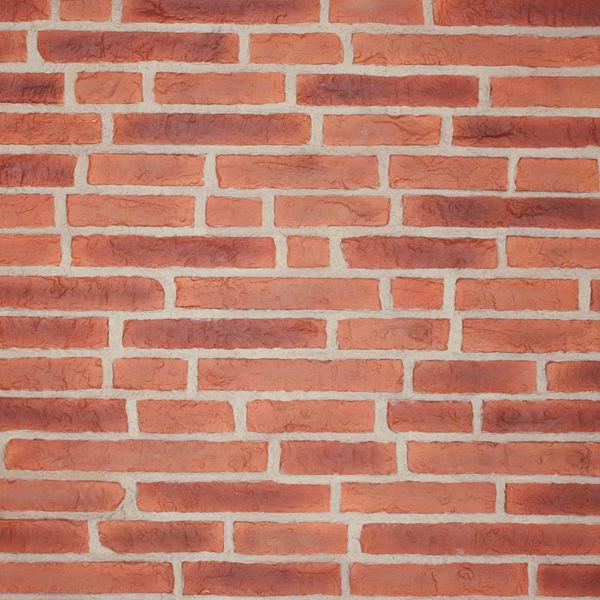 Cambridge brique panneau artificielle briques isolation for Isolation interieur et exterieur