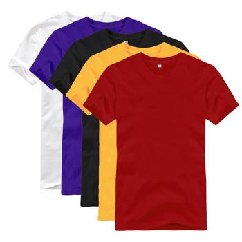 Men   Women Plain Cotton T-shirt - Buy T Shirt Product on Alibaba.com c8b8519876c