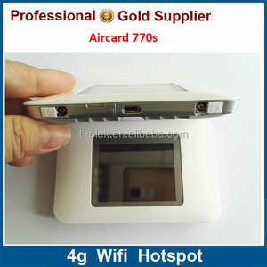 original unlock Netgear Aircard 770S AC770S LTE FDD band2 1900MHz band4 AWS  4g wireless router