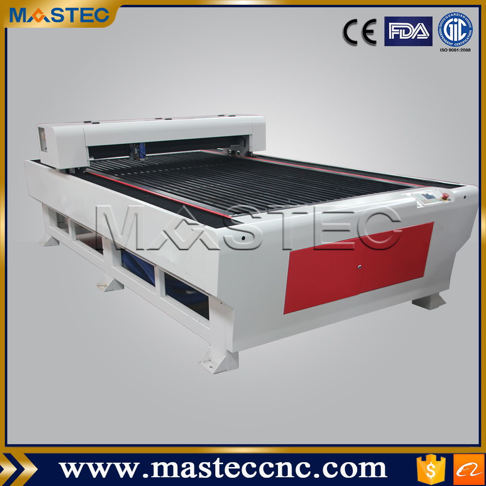 laser cutting machine for metal acrylic engraving
