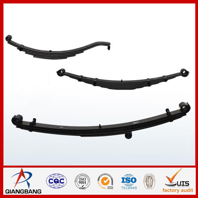 Trailer Parts truck boogie leaf spring leaf springs