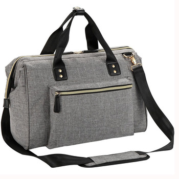91f227d07e4 stylish baby stroller diaper bag for Mom and Dad Convertible baby travel bag  for Boys and. View larger image