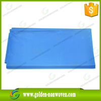 New flower and branch design nonwoven tablecloth/new year non woven tablecloths and runners/disposable 1m*1m nonwoven pieces