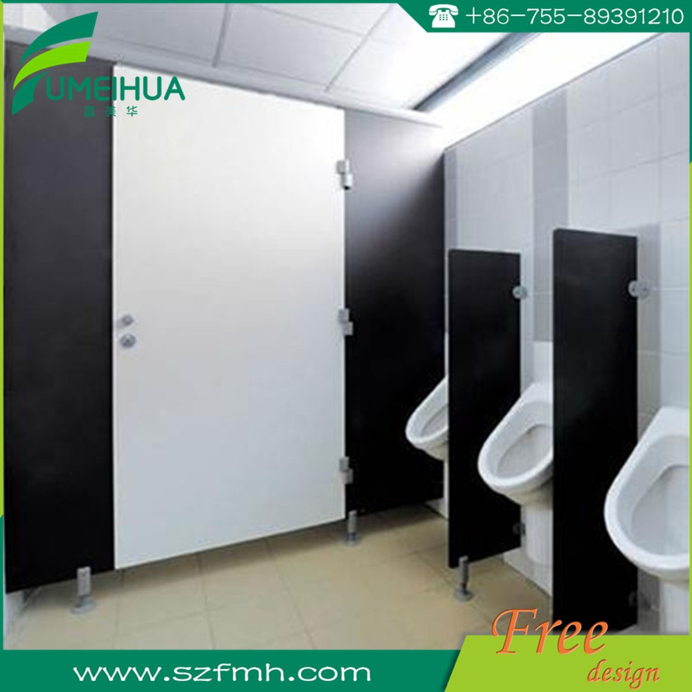 Alluring Toilet Partitions Video Decorating Design Of Resistall - Pvc bathroom partitions