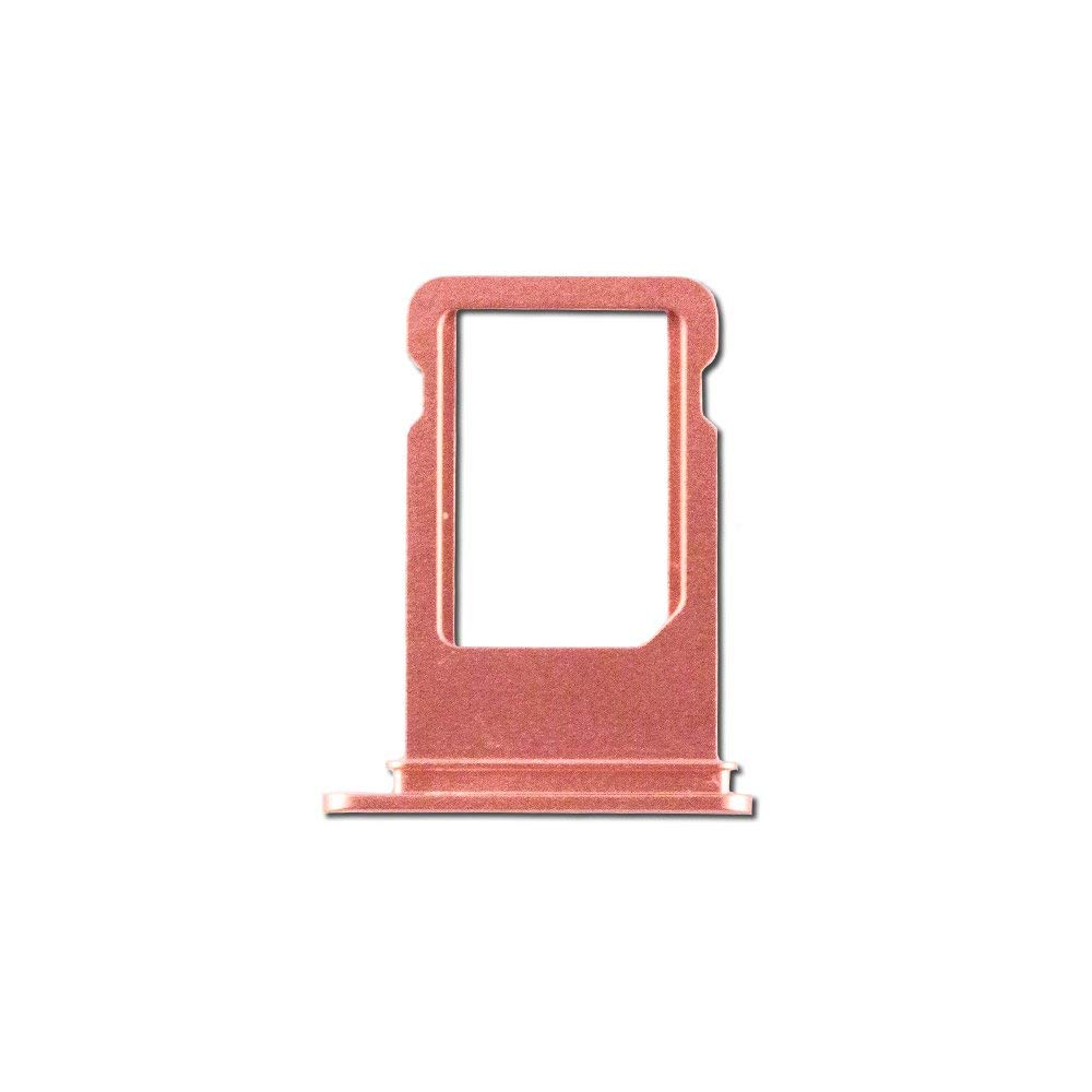 BisLinks/® Rose Gold SIM Card Tray Holder Replacement Part For iPhone 7
