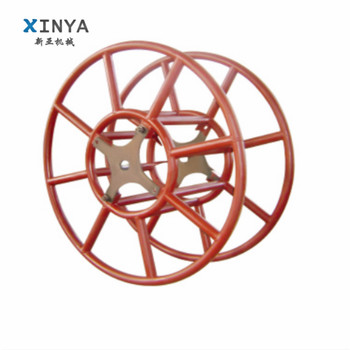 High quality steel wire rope reel/cable reel drum for loading wirerope
