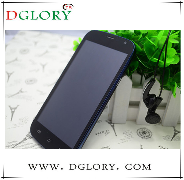 DG-A999Q 5 inch mobile phone MTK6582 Quad core 1GB+4GB front 2MP back 8MP