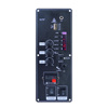 Dual Channels Digital Amplifier Board for Speakers Include Metal Panel