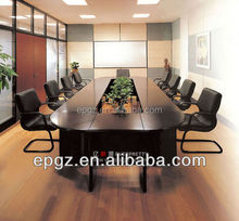 Modern mdf office conference table,sectional meeting table,billiard meeting tables price