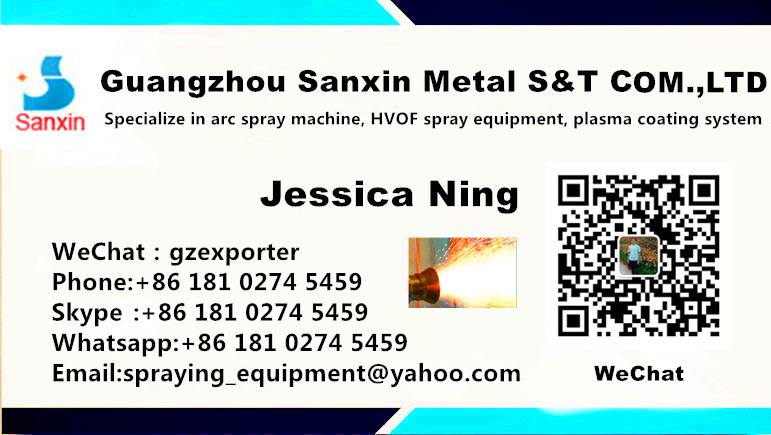 zinc aluminum coating arc spray paint machine for automobile engine cylinder ,metal wire arc spray machine