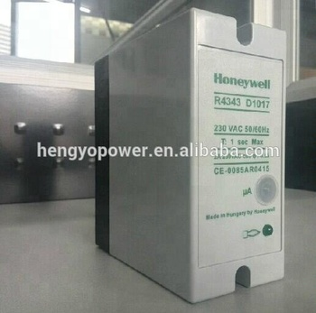 Honeywell flame switch type controller R4343D1017