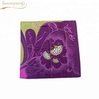 Turkish Square Wholesale 18Mm Silk Polyester Cat Scarf Neckcloth