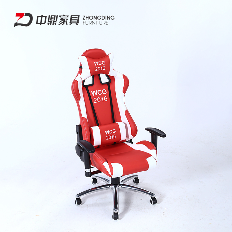 The factory directly provides the back chair move the revolving game office chair
