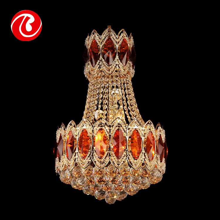 China supplier hot-sale india style crystal chandelier