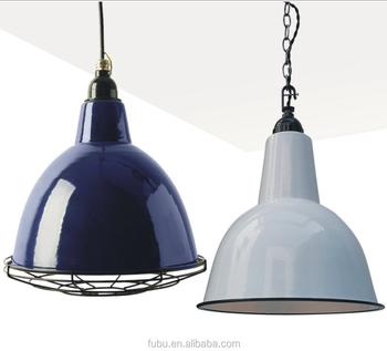 Emaille Lampenschirm umwelt material,bär die hohe temperatur und schmutzig,die antique
