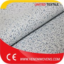 More Than 20 Years Experience Abrasion Resistent 100%PP Meltblown Nonwoven Fabric For Oil Absorbing Wiper