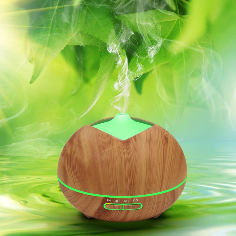 CE UL RoHS Certification air freshener ultrasonic humidifier for office