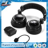 2.4GHz wireless Fiber Optic Gaming Headphone For PC/ PS3/PS4/Xbox one/Xbox 360/TV System